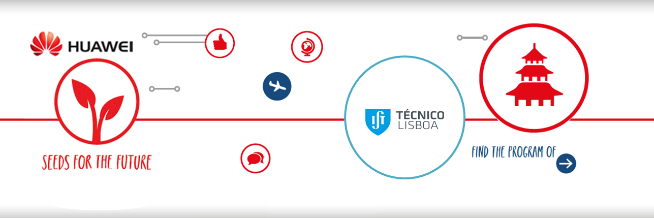 Huawei – Seeds for the Future 2016 | Área de Transferência de Tecnologia do IST • TT